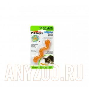 Купить Petstages Orka игрушка для кошек Червяк 329YEX
