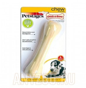 Petstages Chick-A-Bone