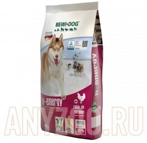 фото Bewi Dog Energy Беви Дог Энергия Сухой корм для собак высококалорийный