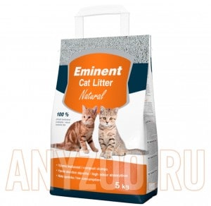 Eminent Cat Litter Natural