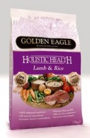 фото Golden Eagle Holistic Lamb Formula 22/15 Голден Игл сухой гипоаллергенный корм для собак Ягненок с рисом