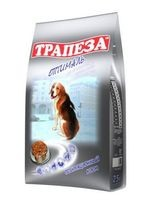 Трапеза Оптималь сухой корм для собак Низкокалорийный