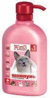 фото Ms.Kiss -Мисис Кисс шампунь-кондиционер Изящная пантера для короткошерстных кошек 200мл