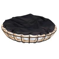 Модный Кот Эко-Лежак (кроватка)  для кошек и собак Блюдце
