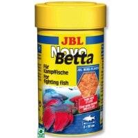 фото JBL NovoBetta Основной корм для петушков