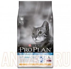 фото Pro Plan House Cat   -Про План сухой корм для взрослых кошек, живущих в помещении