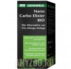 Купить Dennerle Carbo Elixier BIO Натуральное жидкое углеродное удобрение с калием и микроэлементами