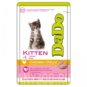 DaDo Kitten Chicken