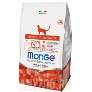 Monge Cat Senior