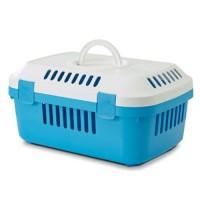фото Savic Discovery Compact Переноска пластиковая для животных пластиковая 33*48,5*23,5см