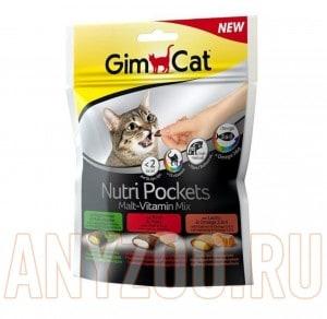 GimCat Nutri Pockets