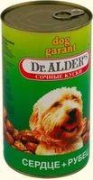 Дог Гарант консервы для собак кусочки в желе Рубец Сердце