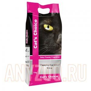 Indian Cat Litter Cat`s Choice Baby Powder