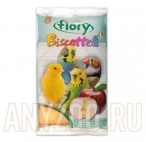Купить Fiory Biscottelli Фиори бисквиты для птиц с яблоком
