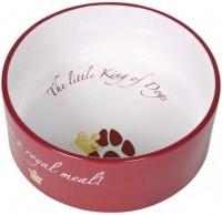 фото Trixie Королевский пес Миска керамическая для кошек и собак