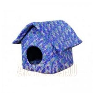 фото PerseiLine Персилайн домик для кошки поплин