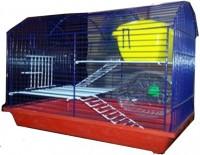 Зоомарк Клетка для грызунов полукруглая 2-х этажная арт. 112жк