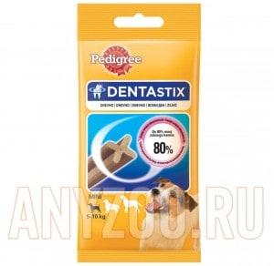 фото Pedigree Denta Stix - Педигри Дентастикс лакомство для собак средних/мелких пород