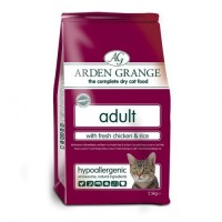 Arden Grange Adult Cat Chiken&Rice