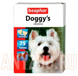 фото Beaphar Doggy`s+Biotin Беафар Витамин для собак