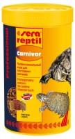 Sera Reptil Professional Carnivor Профессиональный корм для плотоядных рептилий 1820