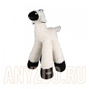Trixie Трикси игрушка для собак Овца длинноногая плюш
