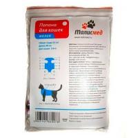 Талисмед Попона для кошек 3-8 кг, послеоперационная на завязках