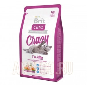 Brit Care Cat Crazzy Kitten