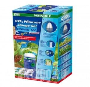 фото Установка для подачи СО2 в аквариум Dennerle Einveg 160 Primus