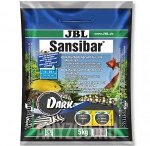 фото JBL Sansibar Dark Декоративный грунт для аквариума, темный