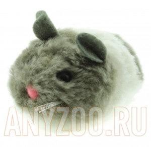 фото Dezzie Вибро Игрушка для кошек, 8см, искусственный мех