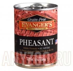 Evanger`s Grain-free Pheasant