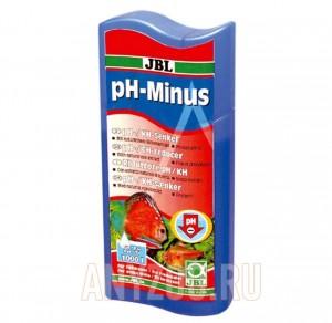 фото JBL pH-Minus Препарат для понижения значения рН с помощью дубового экстракта