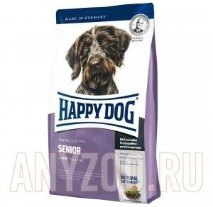 Купить Happy Dog Senior  Хэппи Дог Сухой корм для пожилых собак