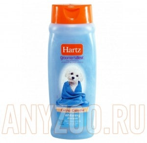 Hartz Groomers Best Whitener Shampoo for dogs
