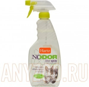 Hartz Hartz No Odor Litter Spray