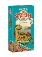 Зоомир Тортила-Maх Корм для крупных водных черепах с креветками