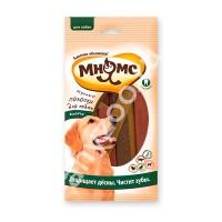 Купить Лакомство Мнямс Мясные полоски для собак Ассорти