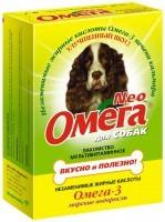 Омега Nео Лакомство для собак с Морскими водорослями