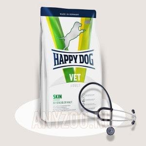 фото Happy Dog Skin  Хэппи Дог Диета сухой корм для собак с чувствительной кожей и ухудшением состояния шерсти