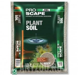 фото JBL ProScape PlantSoil Beige Питательный грунт для растительных аквариумов, беж