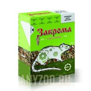 фото Закрома Кормовая смесь для крыс