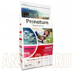 Pronature Holistic GF Asiat