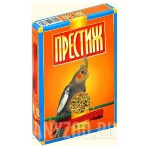 Престиж корм для средних попугаев
