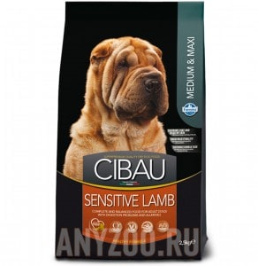 Cibau Sensitive Lamb Medium/Maxi