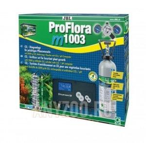 фото JBL ProFlora m1003 Система СО2 для аквариумов от 300 до 1000 литров с пополняемым баллоном 2000г