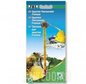 фото JBL Aquarien-Thermometer Premium Термометр для аквариумов с точностью измерения 0,5 градуса