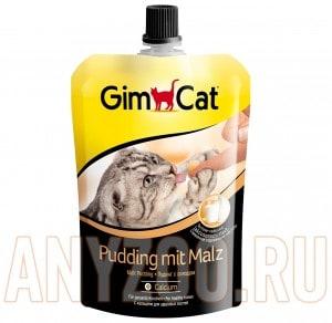 GimCat Malt Pudding