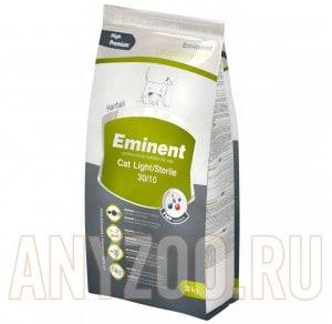 Eminent Adult Cat Light/Sterile 30/10