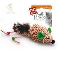 фото GiGwi Игрушка для кошек Мышка с электронным чипом 8 см